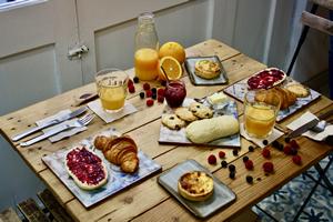 Desayuno Barcelona (2 personas)