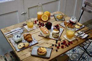 Desayuno Peralada (2-3 personas)