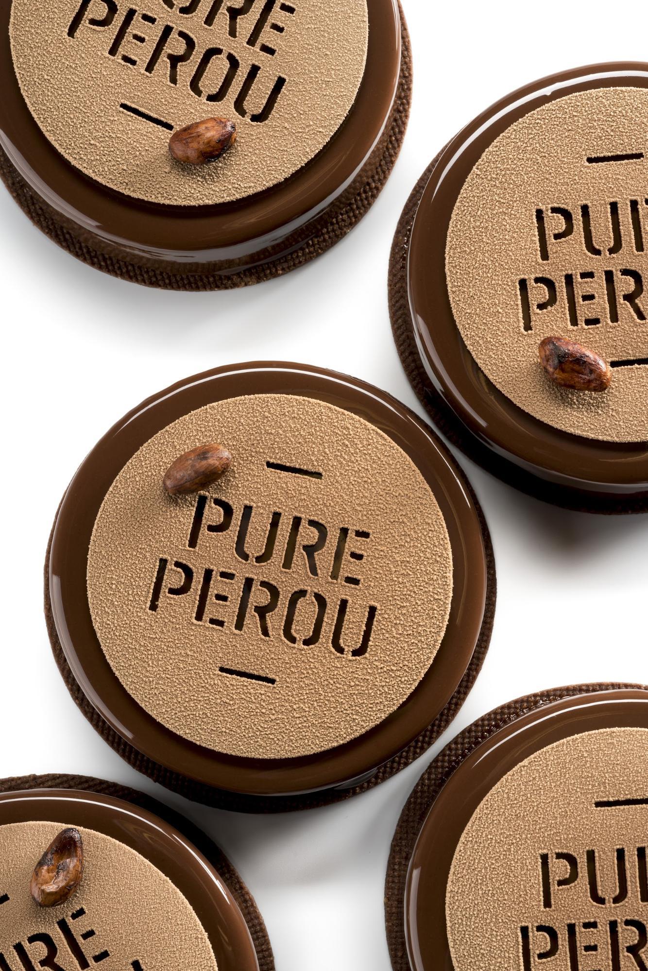 Tarta de chocolate de Plantación Alto El Sol _ Perú - Ramón Morató