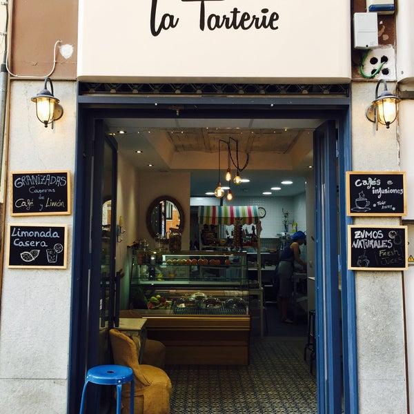 la tarterie Córdoba tartas artesanales