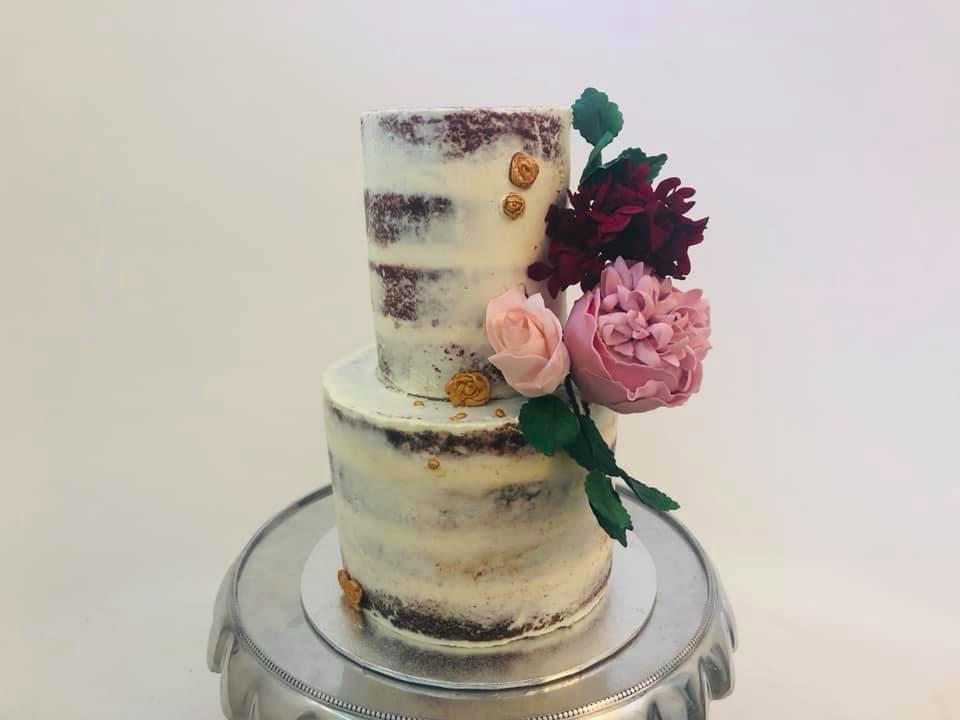 tarta múltiples pisos