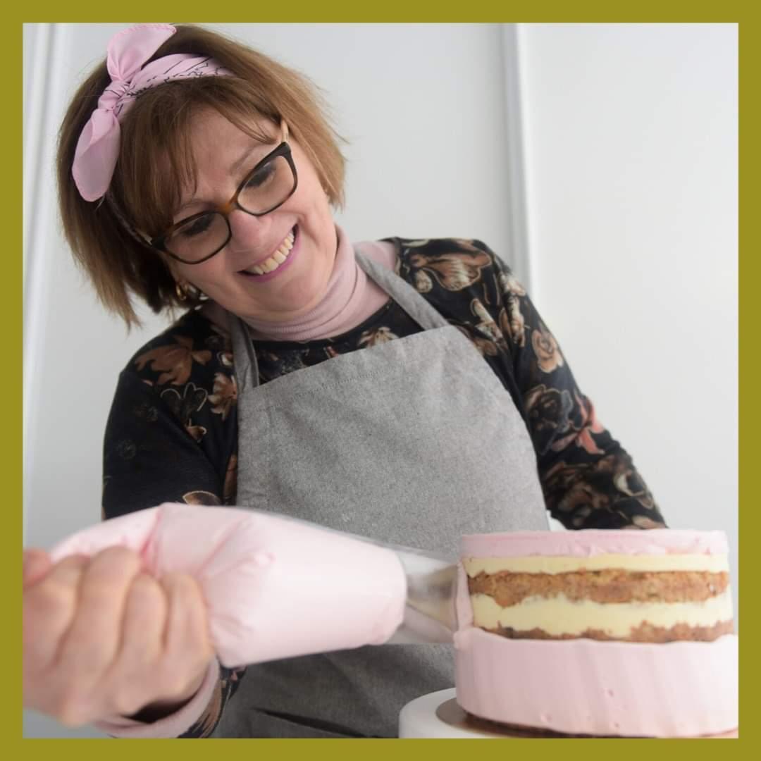 Dulce Madrid solo hace tartas por encargo