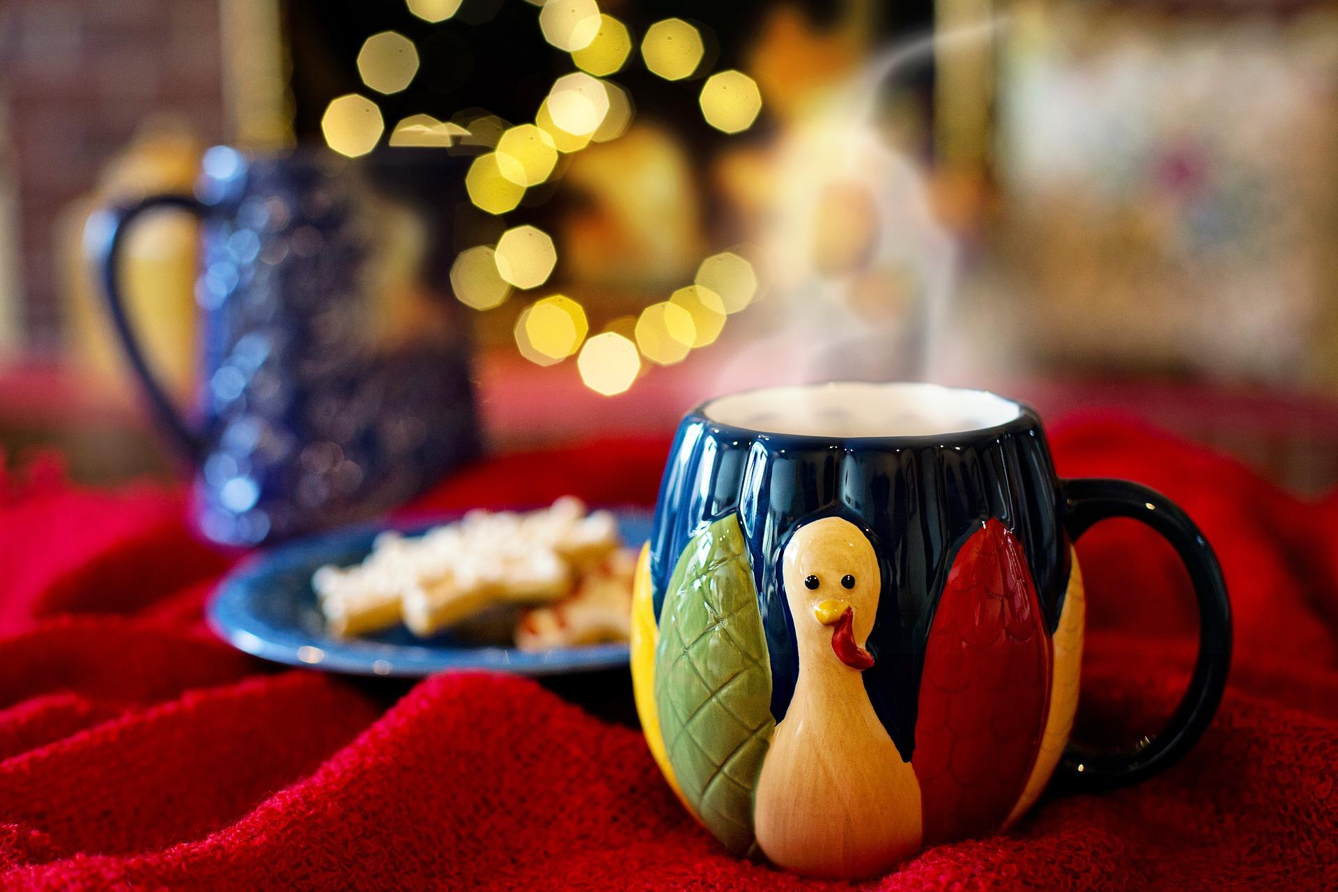 El chocolate a la taza es el postre favorito de muchos golosos en Navidad
