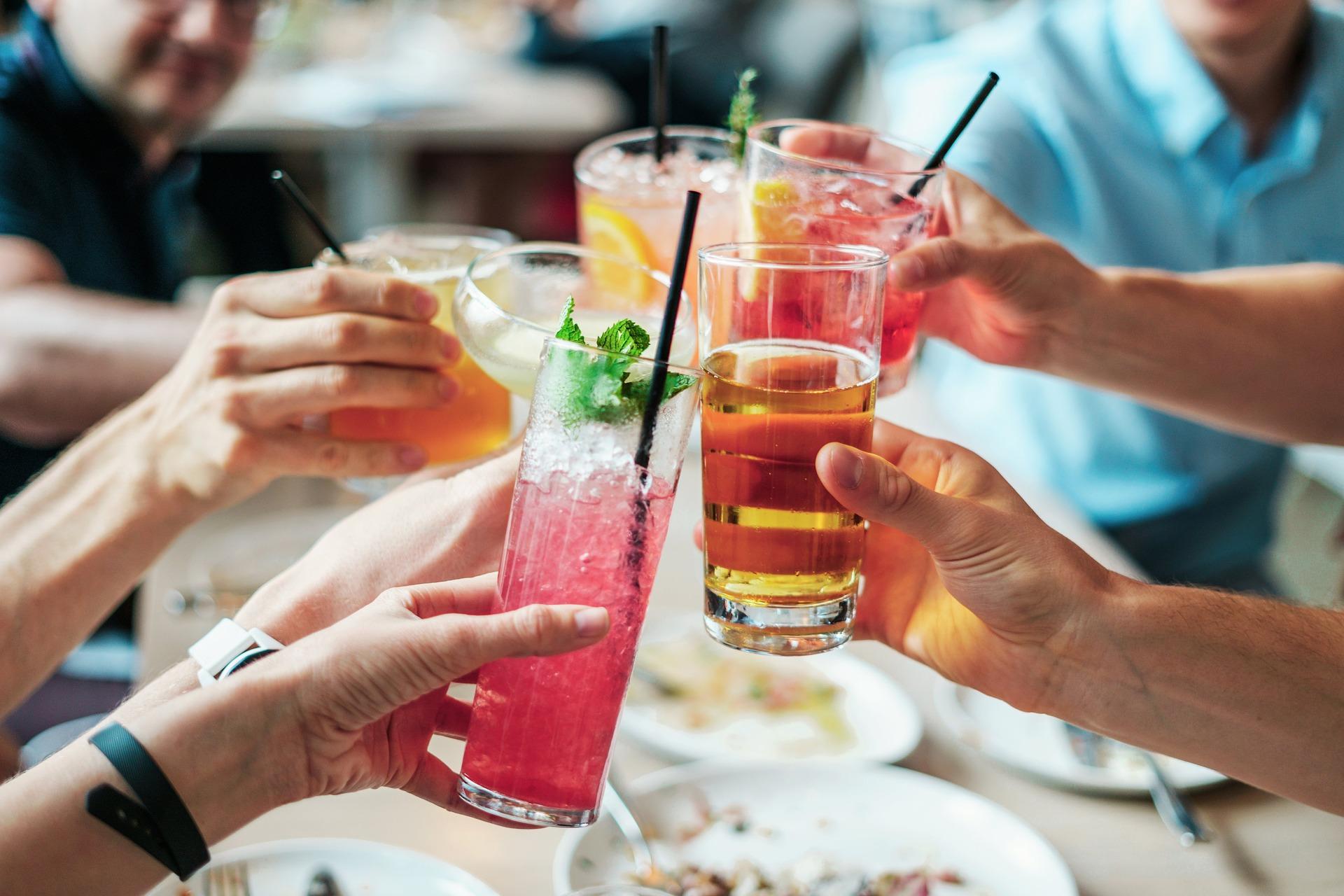 Los cócteles sin alcohol, cada vez más de moda