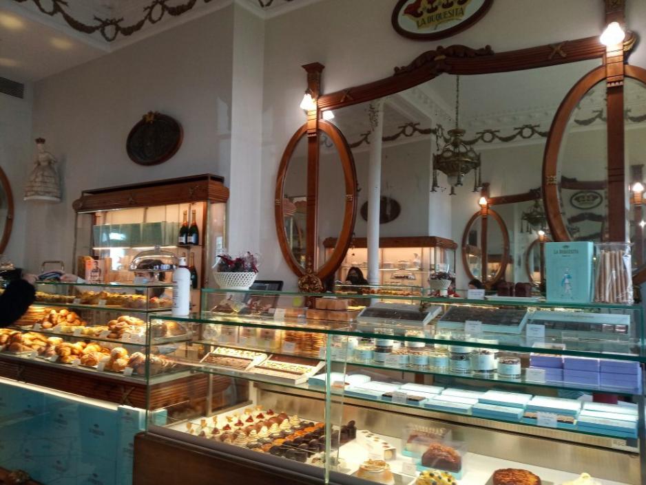 La Duquesita, pastelería con encanto de Madrid