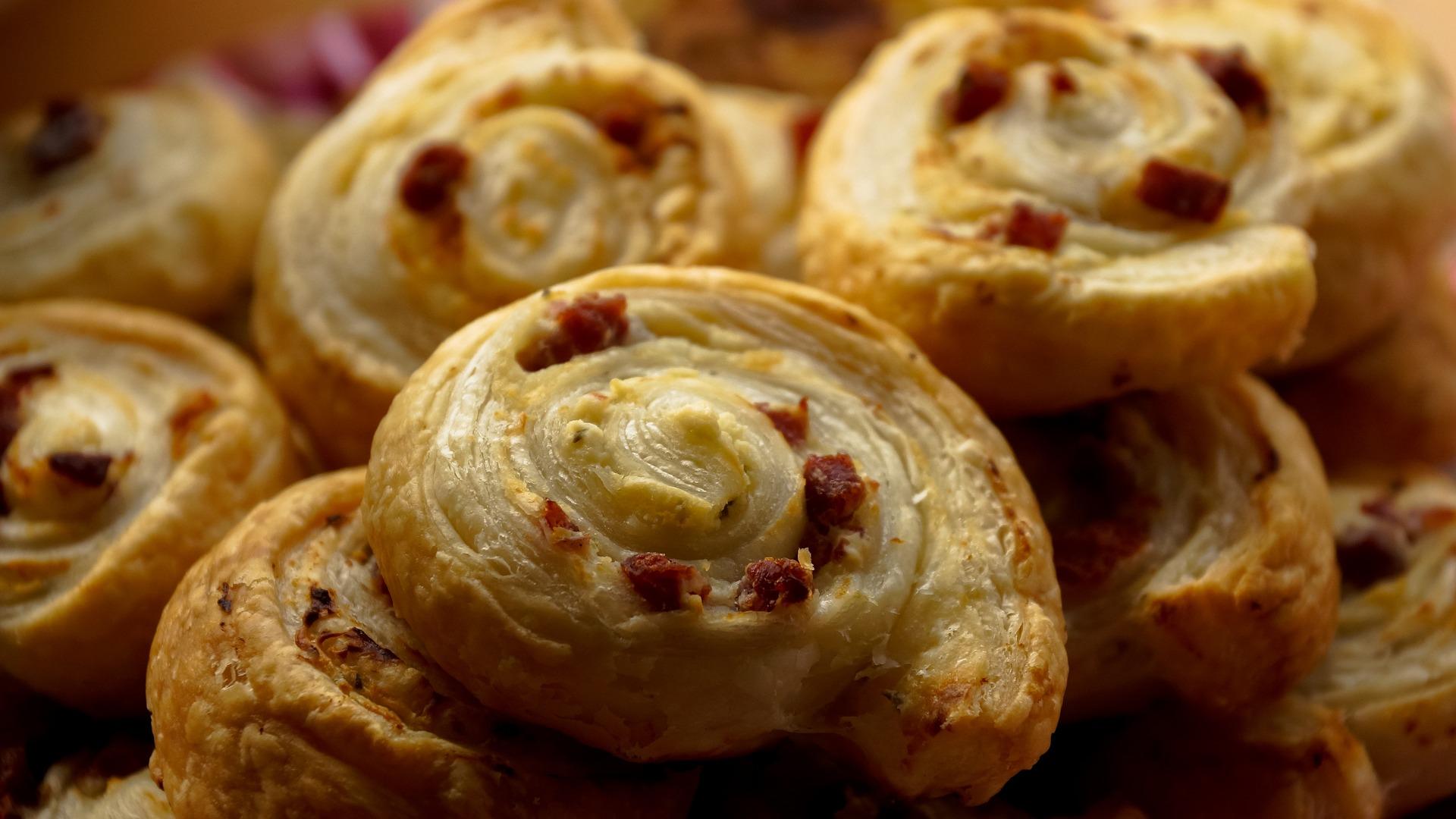 El hojaldre, uno de los dulces más famosos en repostería