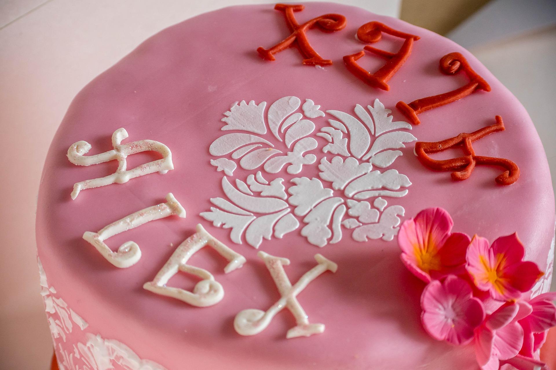 Las tartas fondant son siempre un exclusivo postre