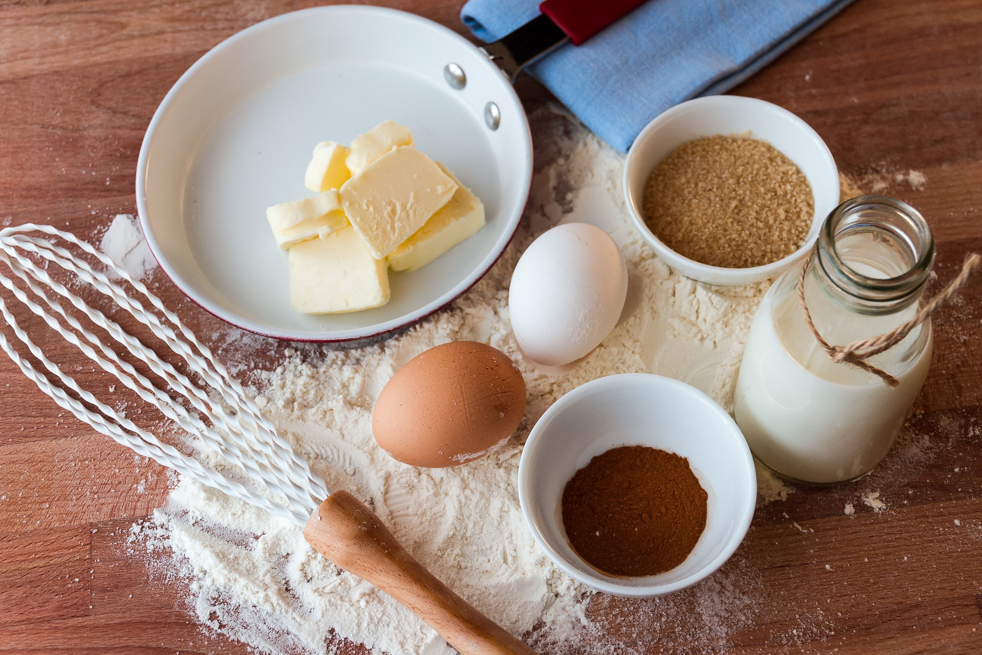 La pastelería artesana está sustituyendo poco a poco a la industrial