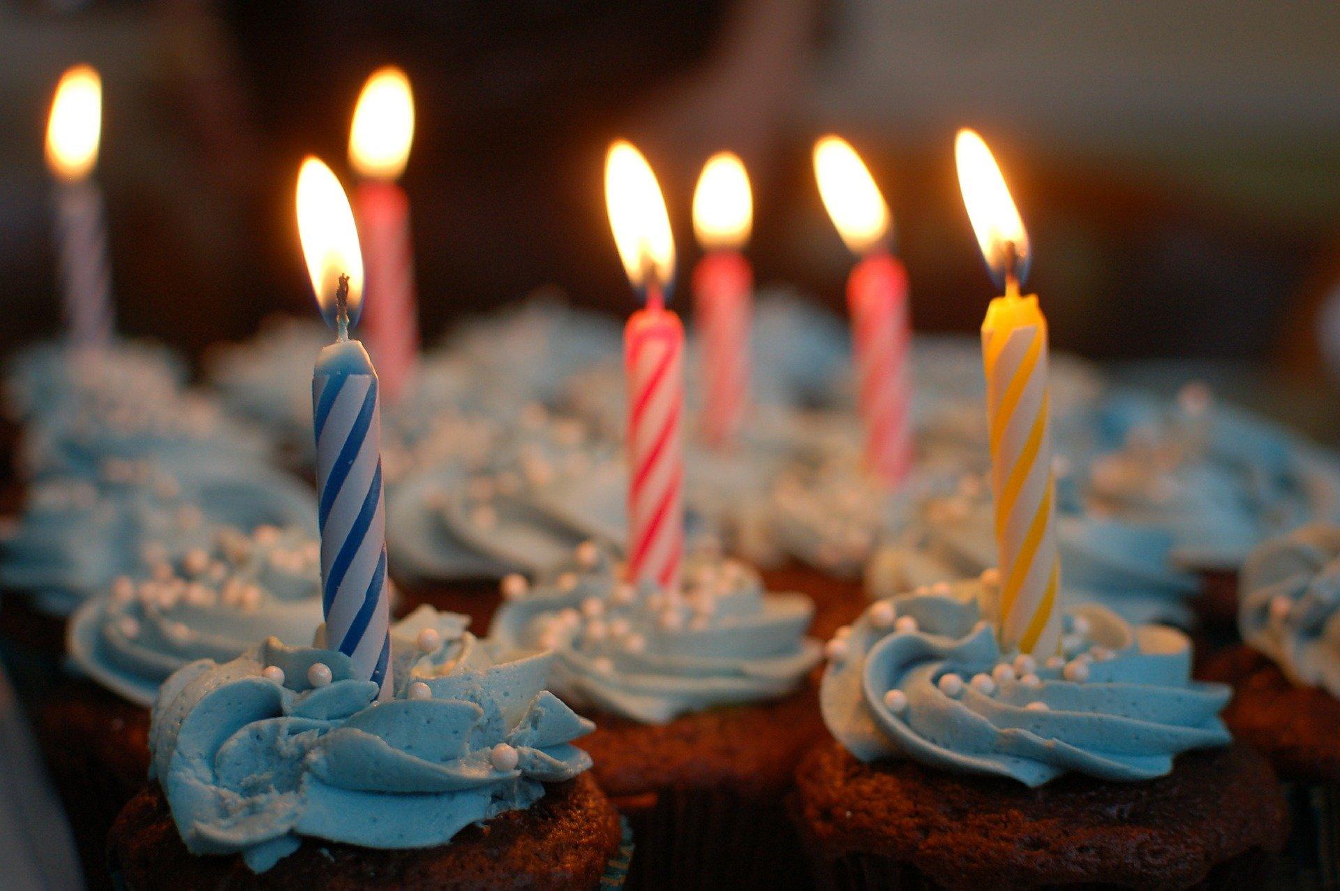La tarta de cumpleaños siempre nos trae grandes recuerdos de infancia