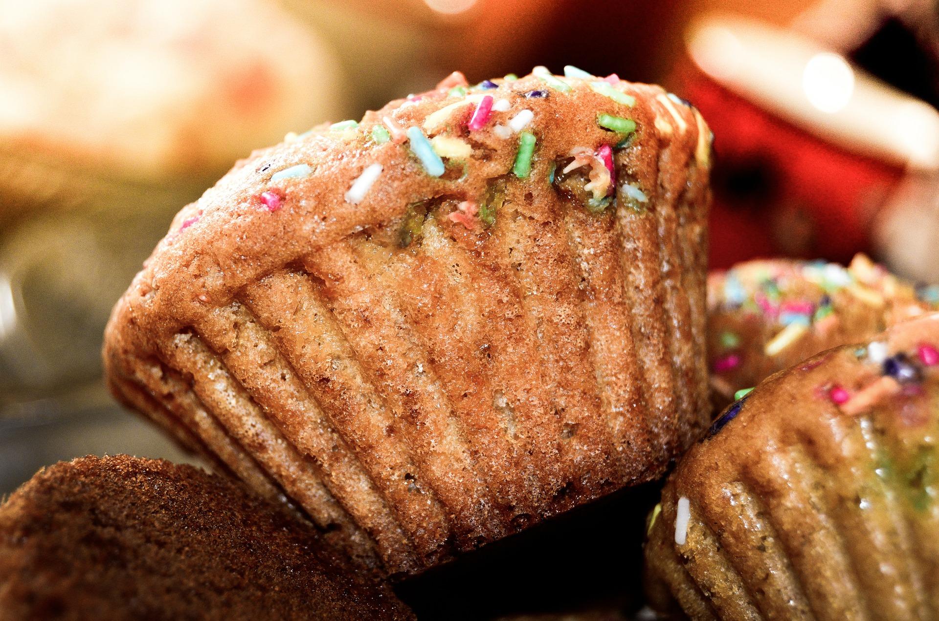 Las magdalenas son uno de los productos de pastelería que más ha evolucionado