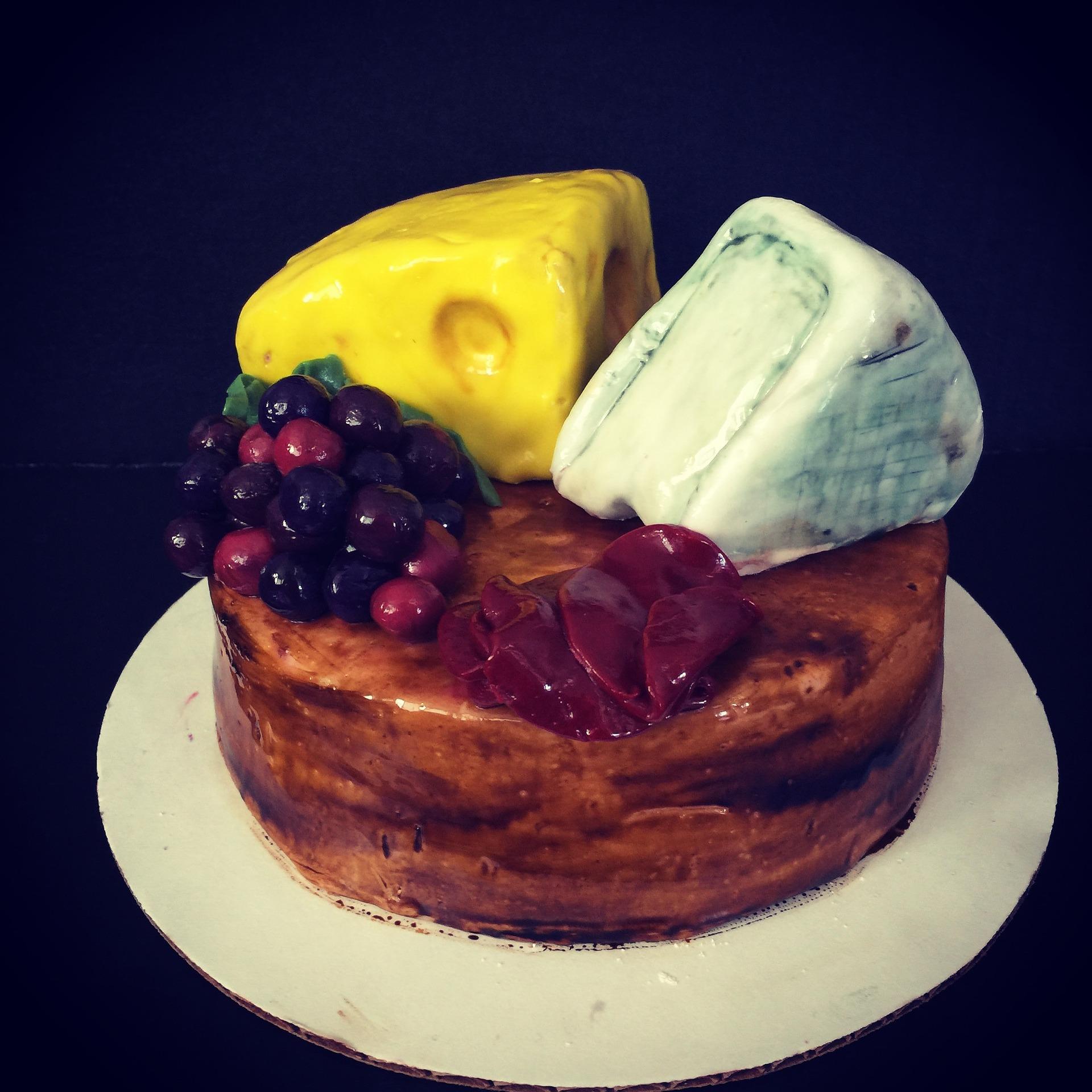 Las tartas fondant son un clásico en pastelería artesana