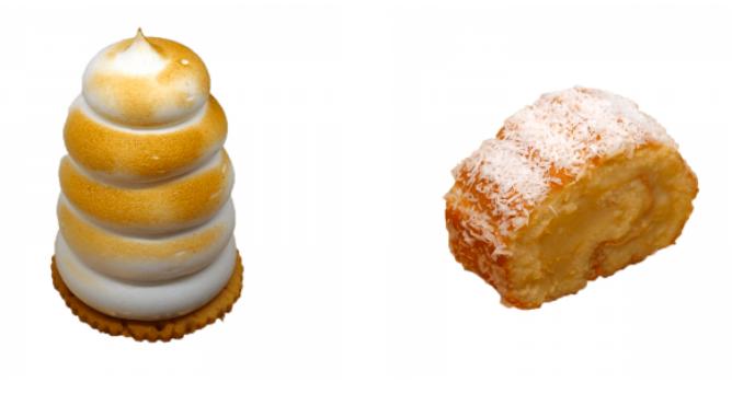 Los merengues de la Pastelería Flamboyant, de Granada, son emblemáticos