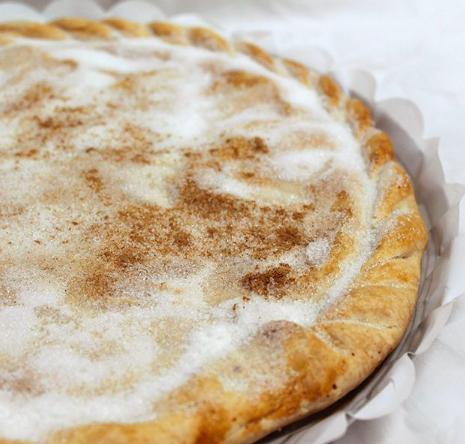 El Pastelón Cordobés es una de las especialidades de Pastelería Roldán