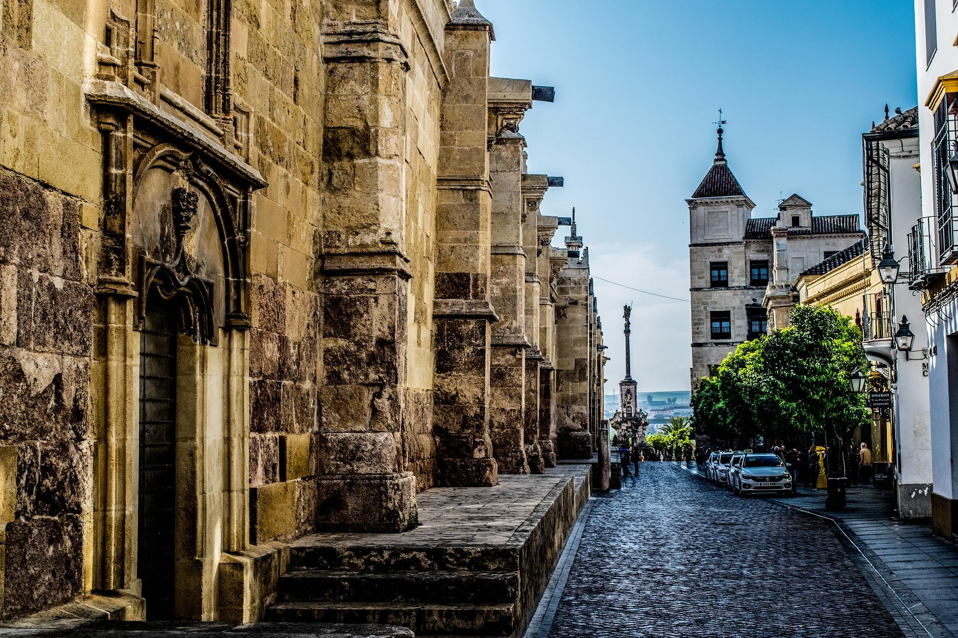 Las calles de Córdoba tienen un embrujo especial