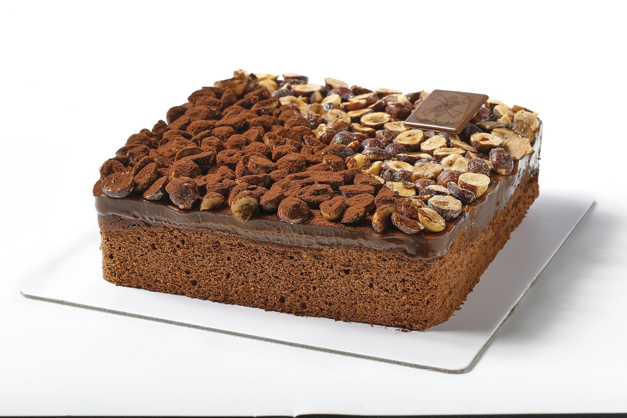 Brownie rectangular de Moulin Chocolat