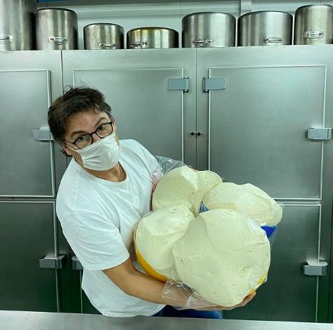 Oriol Balaguer es uno de los pasteleros más conocidos dentro y fuera de España
