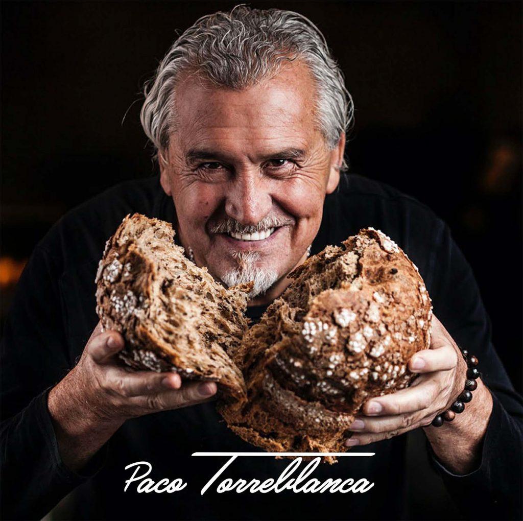 Paco Torreblanca, maestro de maestros de la pastelería mundial