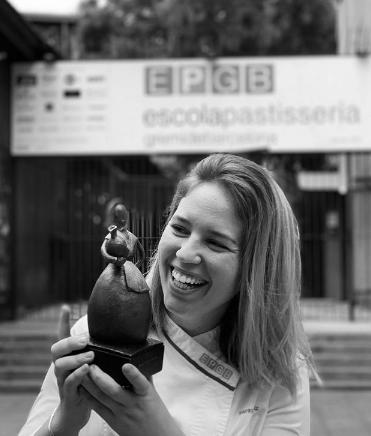 Saray Ruiz, otra de las promesas más consolidadas de la pastelería en España