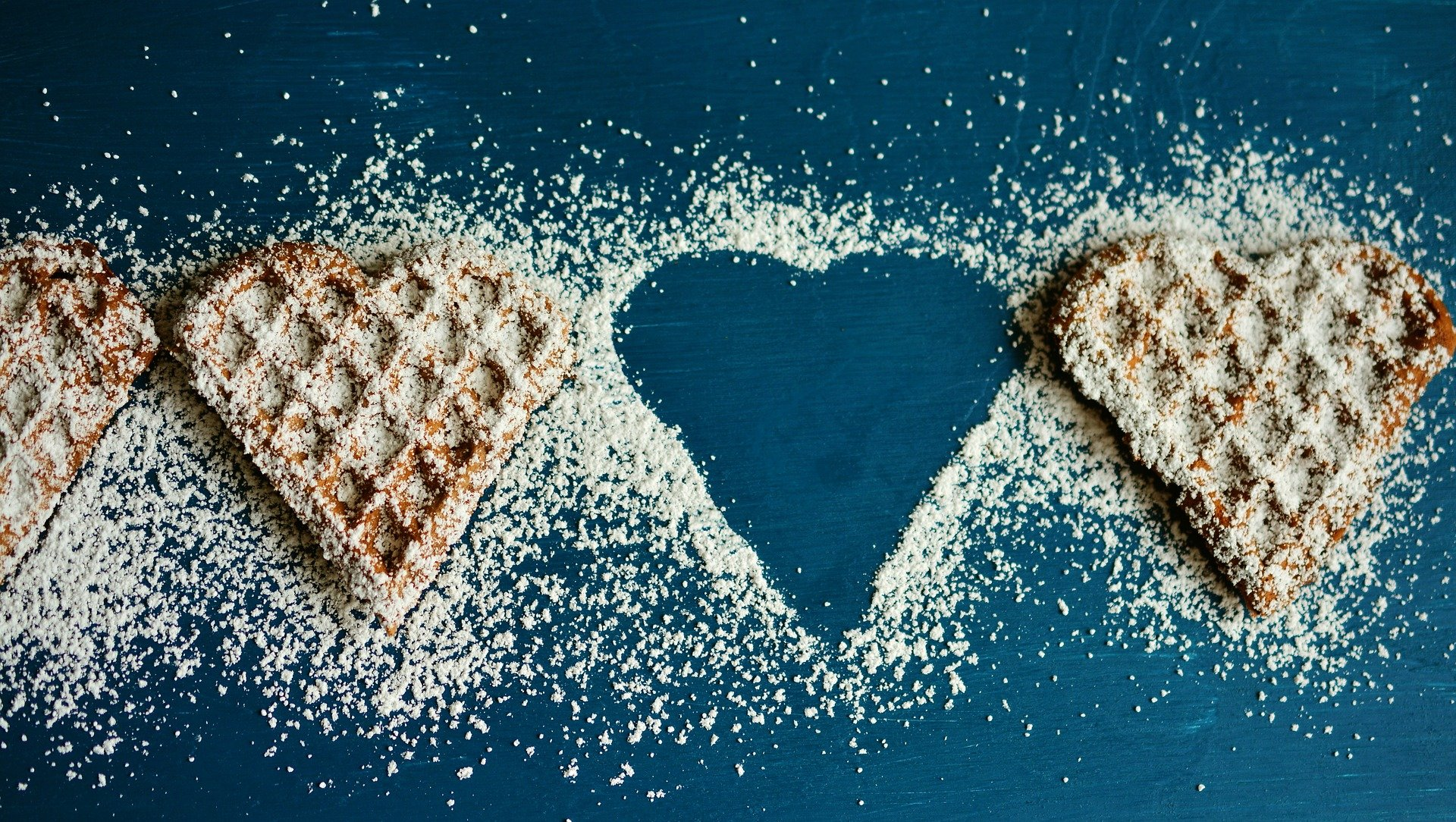 Hoy en día la pastelería con forma de corazón abarca muchísimas elaboraciones
