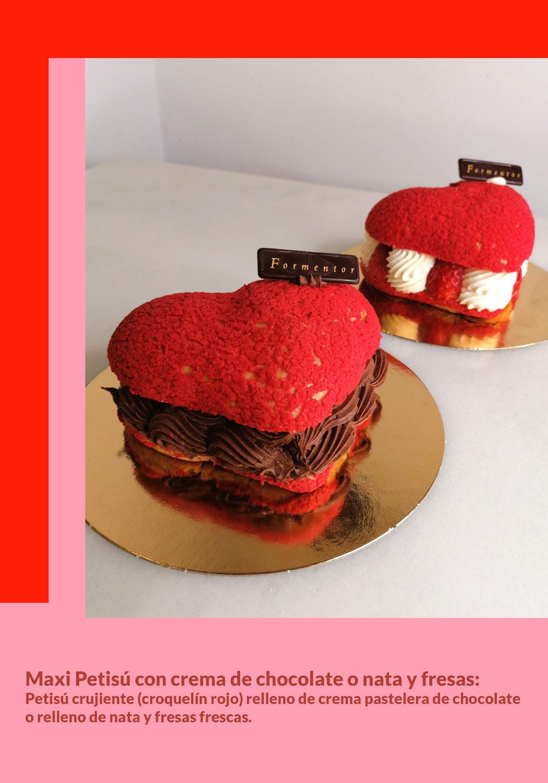 Formentor es una de las pastelerías de Madrid que le ha dado la vuelta a los dulces por San Valentín