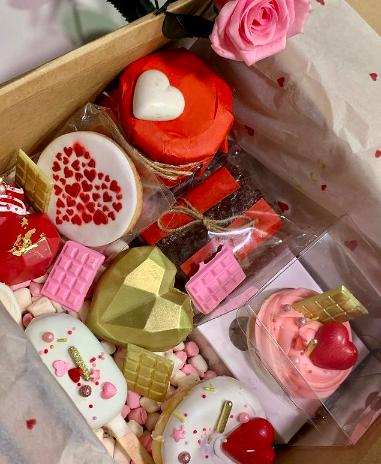 Hoy en día, el mundo de la repostería en torno a San Valentín es amplio y diverso
