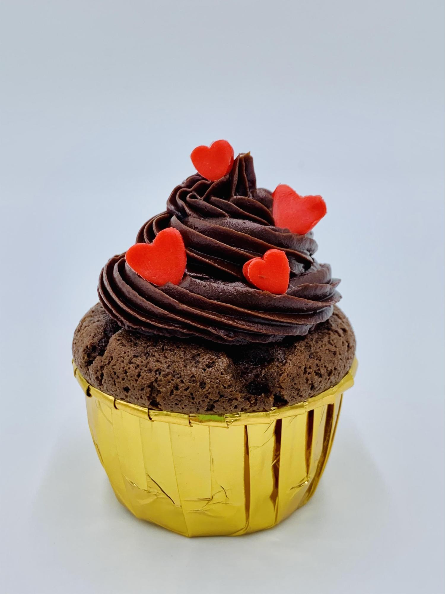 Los cupcakes de la pastelera artesana Cristina Camprubí