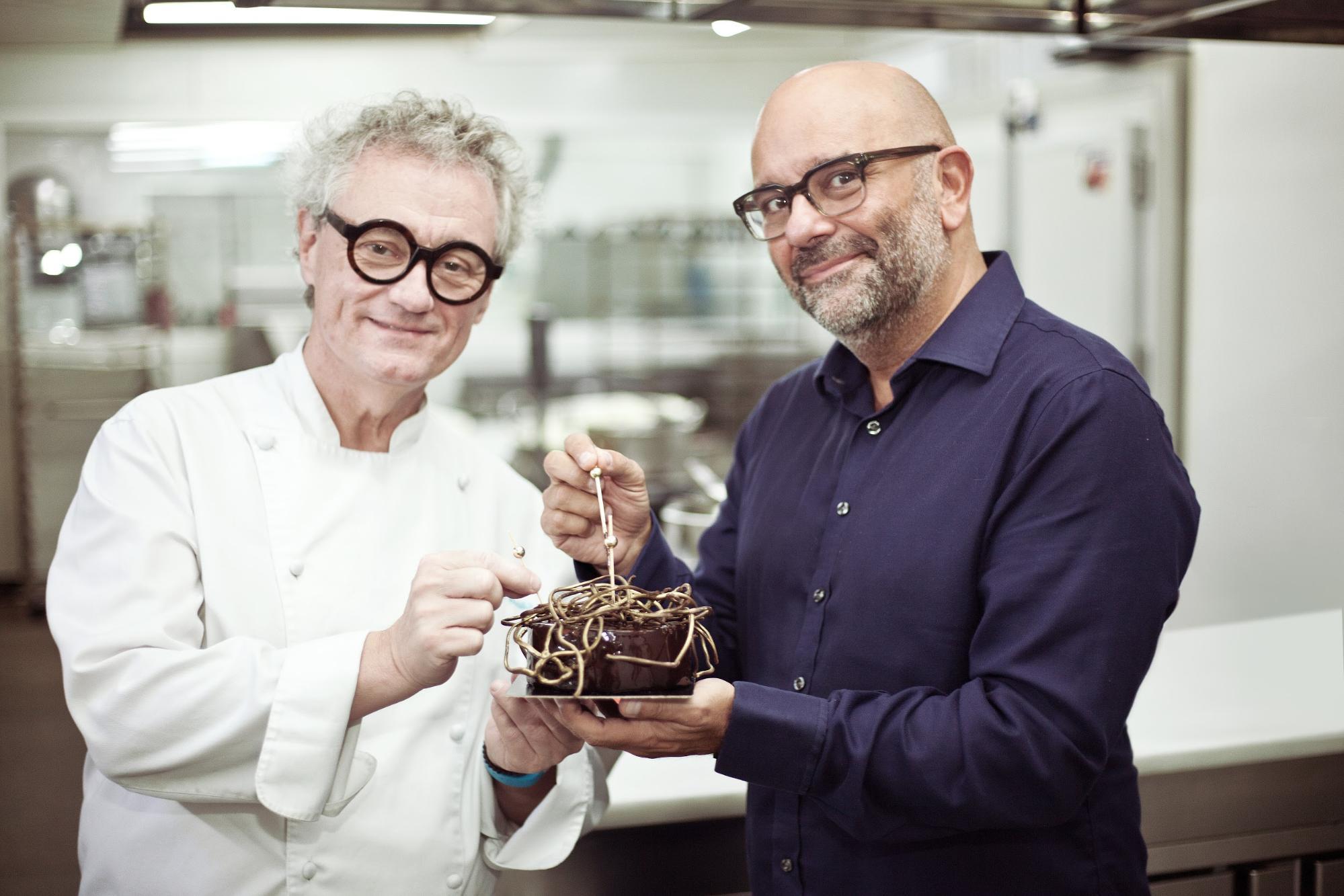 Christian Escribà y Pep Torres, creadores de The Miscake