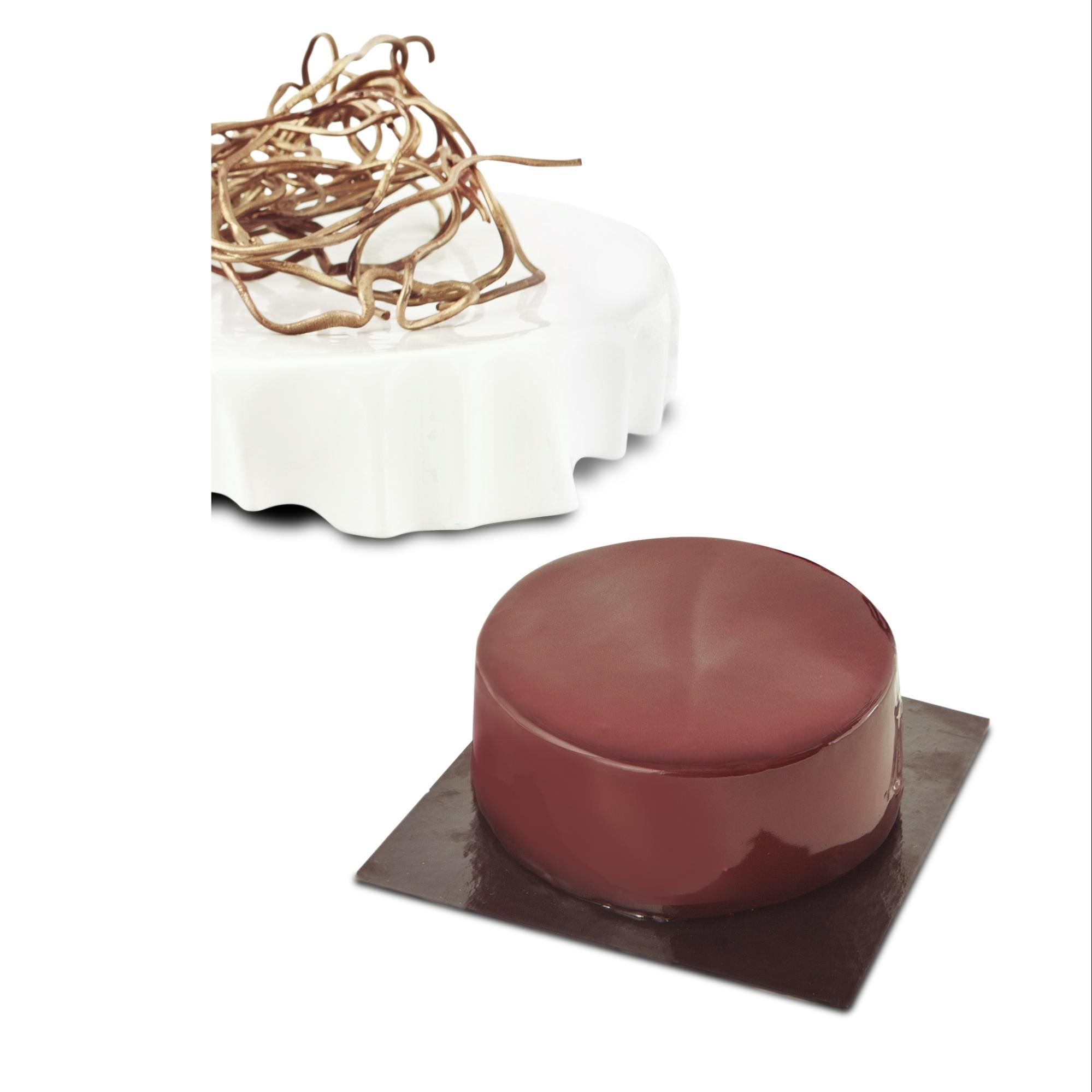 Tarta de bizcocho de chocolate con su propio lío chocolatero, The Miscake