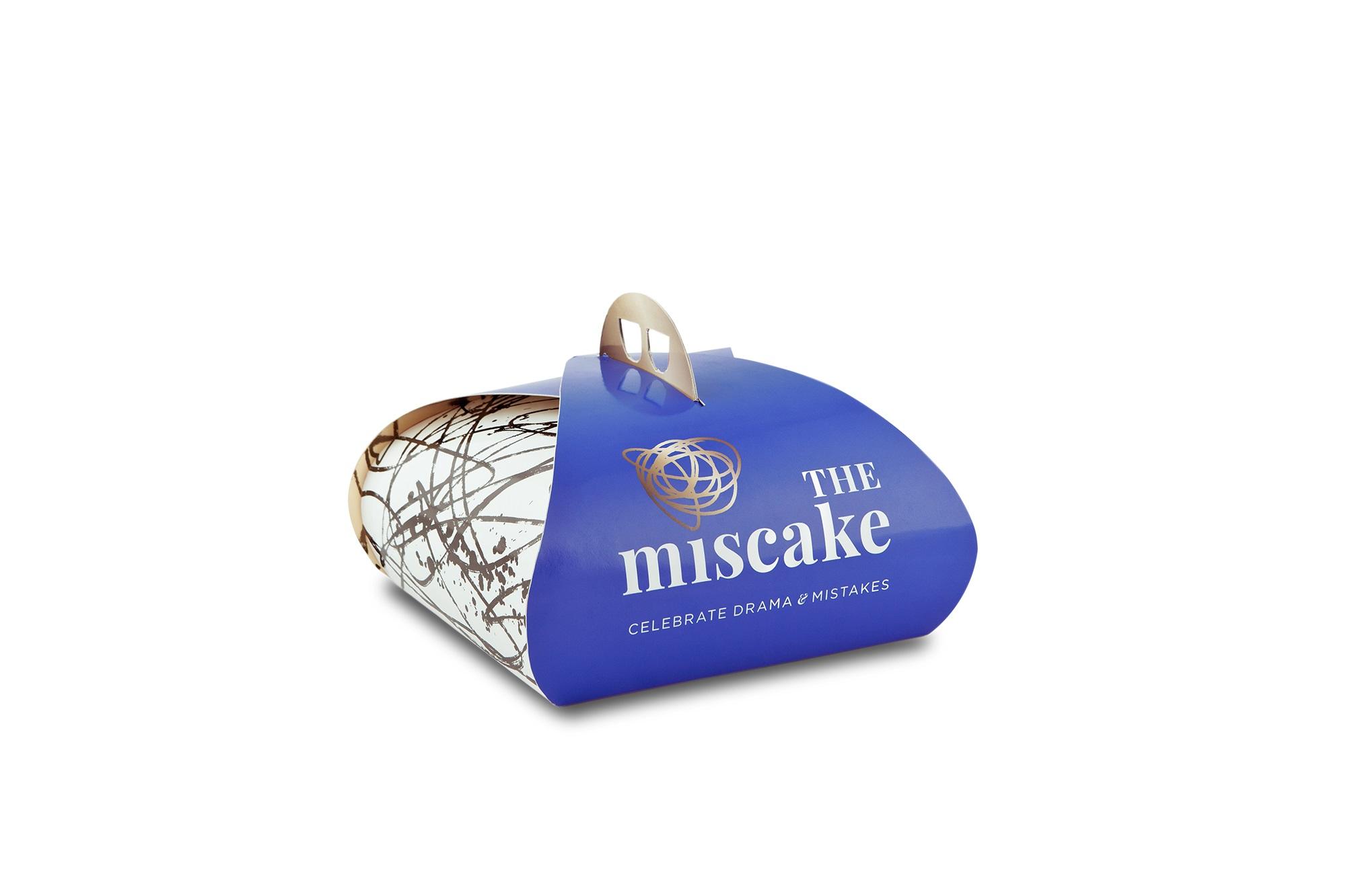 The Miscake, la nueva y creativa tarta de Christian Escribà