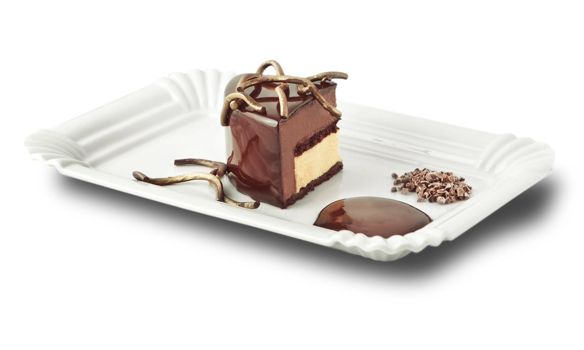 Una porción de Miscake, la tarta para trascender los dramas de Christian Escriba