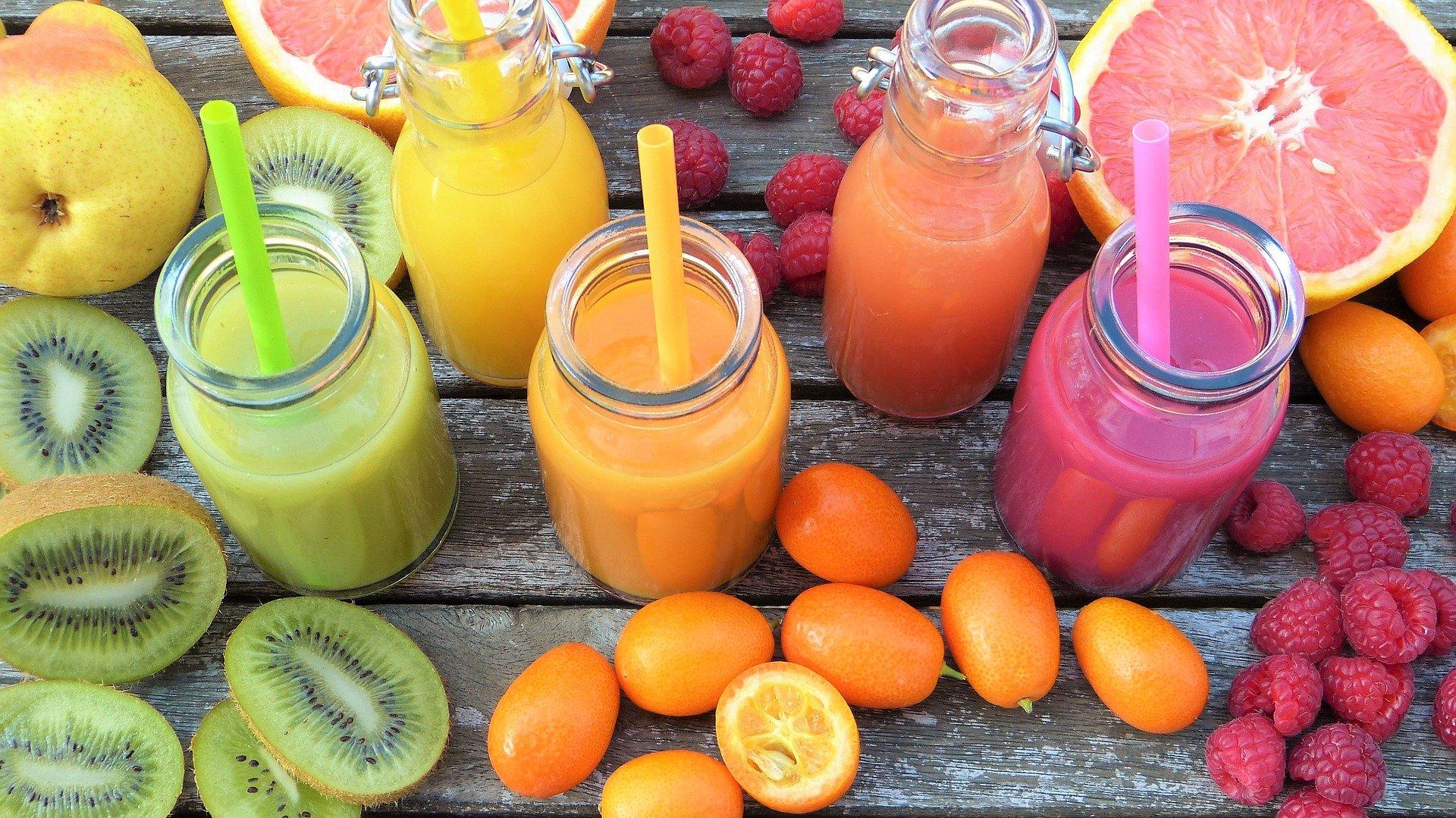 Los smoothies, una buena alternativa al dulce durante el verano
