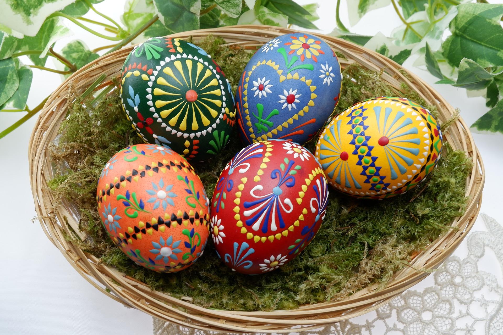 Huevos de Pascua, imprescindibles en el contexto de la Semana Santa