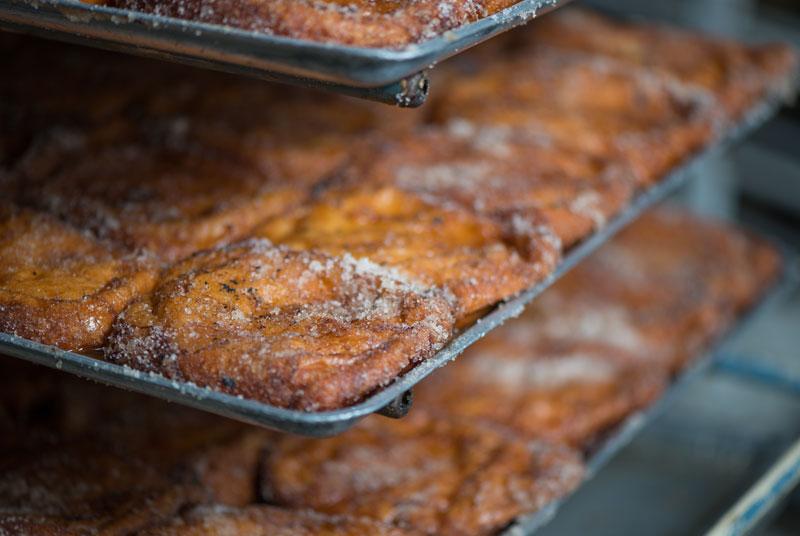 Las torrijas son uno de los dulces más típicos de la Semana Santa