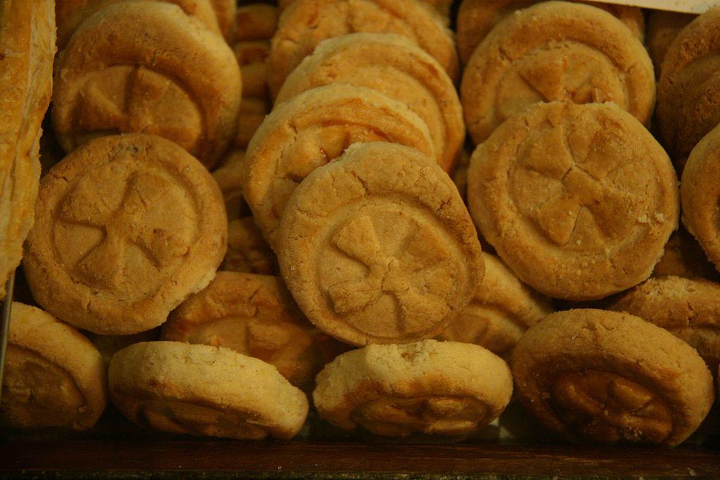 Los Panecillos de San Antón, dulces típicos del mes de enero