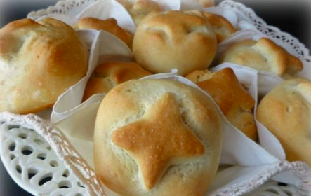 Los Panecillos de San Antón inundan las pastelerías madrileñas el 17 de enero