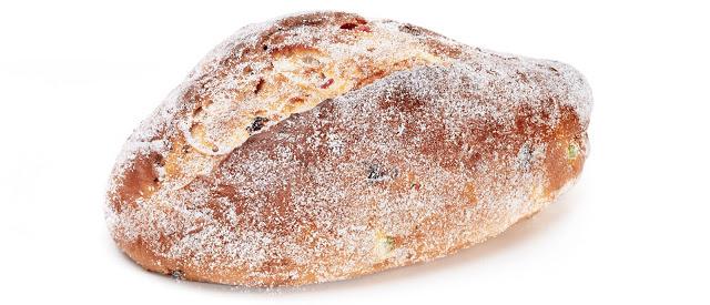 Pan de San Lorenzo, típico de Huesca de la Pastelería Ascaso