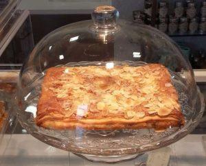 Torta de San Isidro, de Pastelería Ascaso