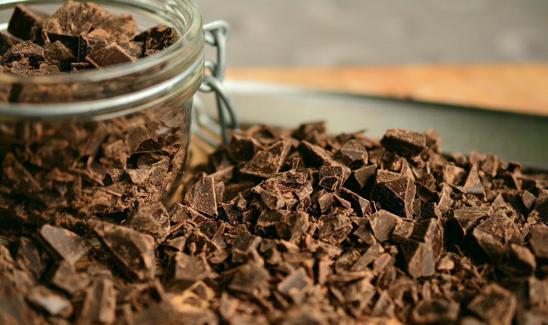 El chocolate es uno de los alimentos que más felicidad nos reporta