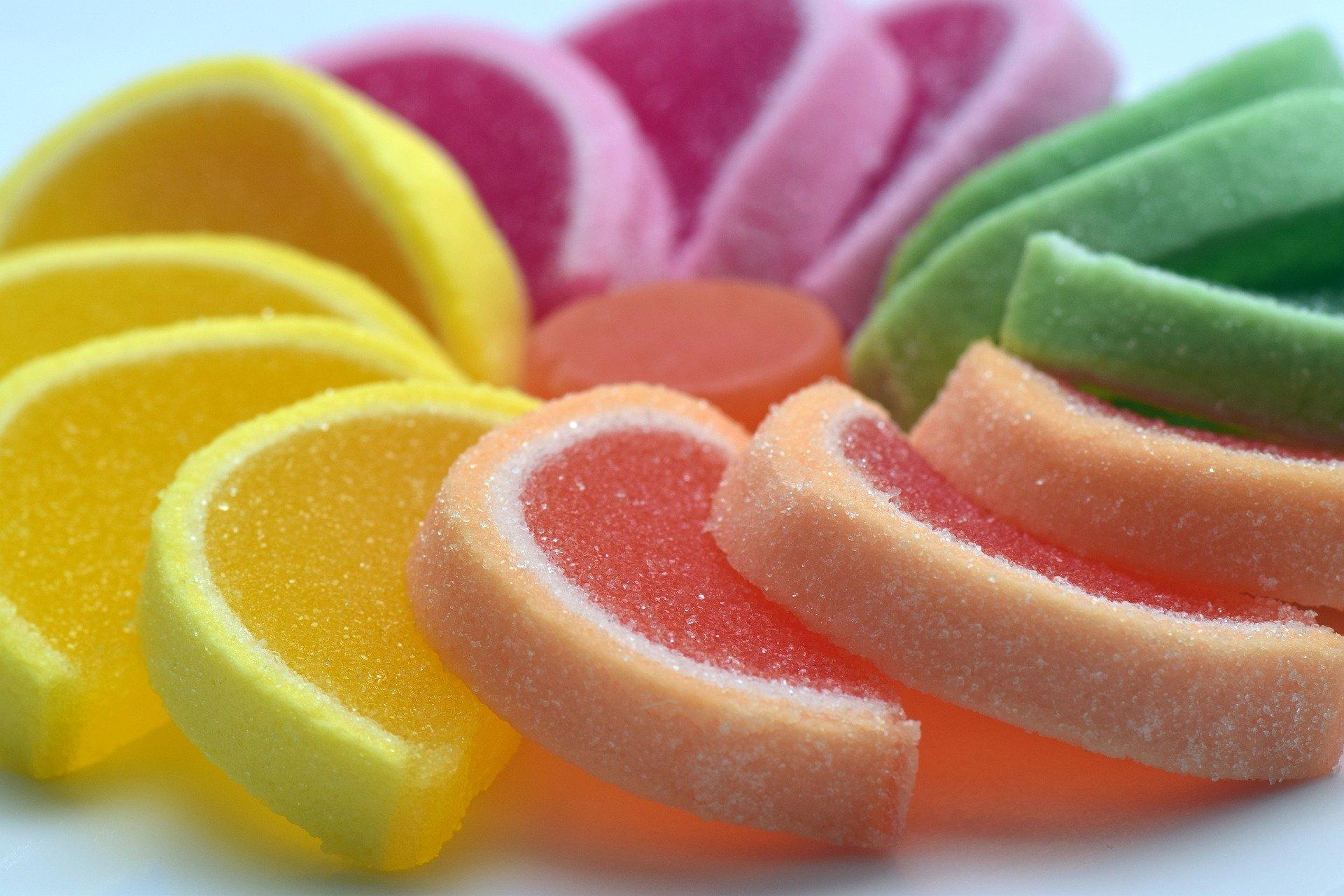 Los niños y los adultos tienen diferentes percepciones del dulce