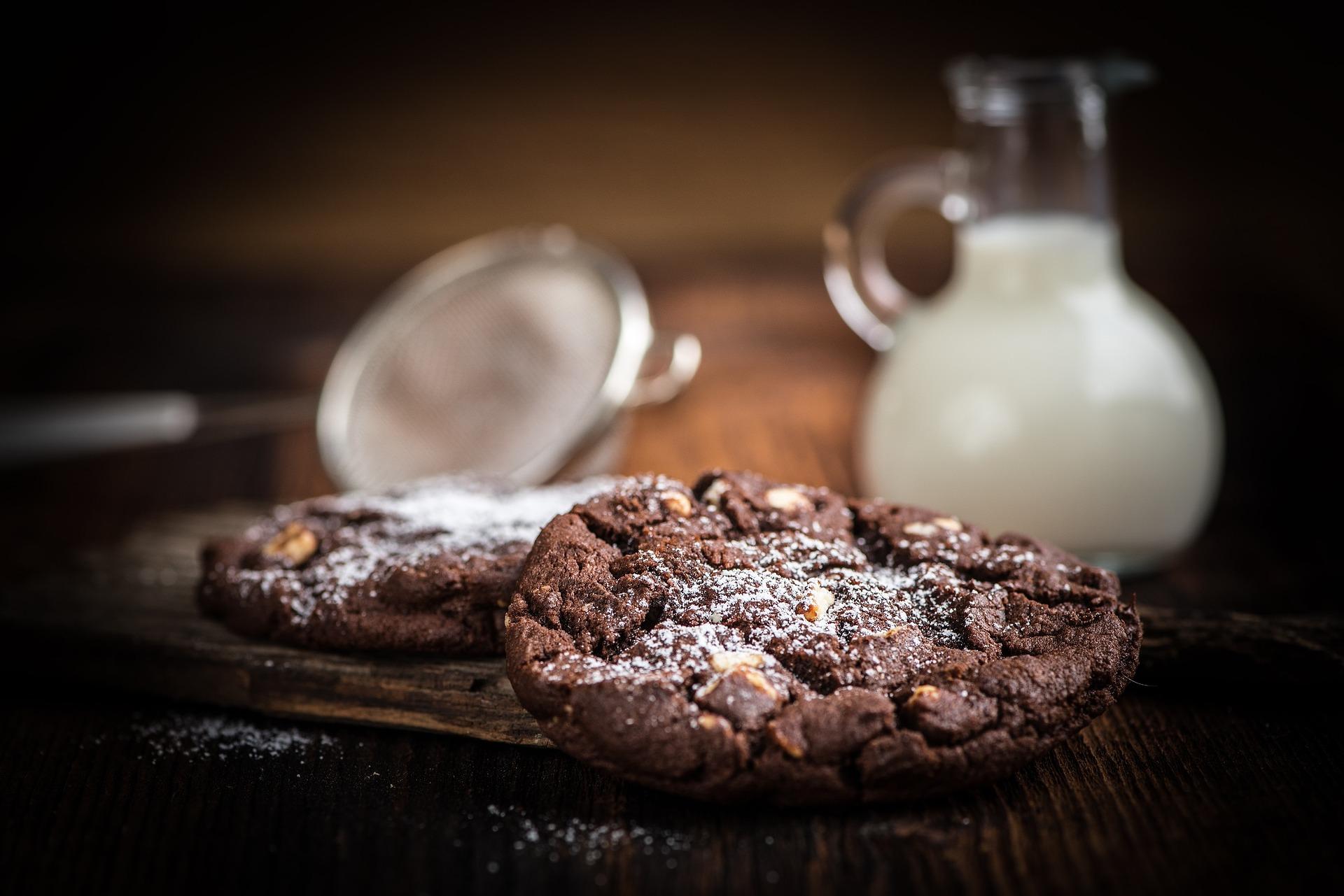 Cookies de chocolate, un placer que muchas personas ya se deciden a hacer en casa