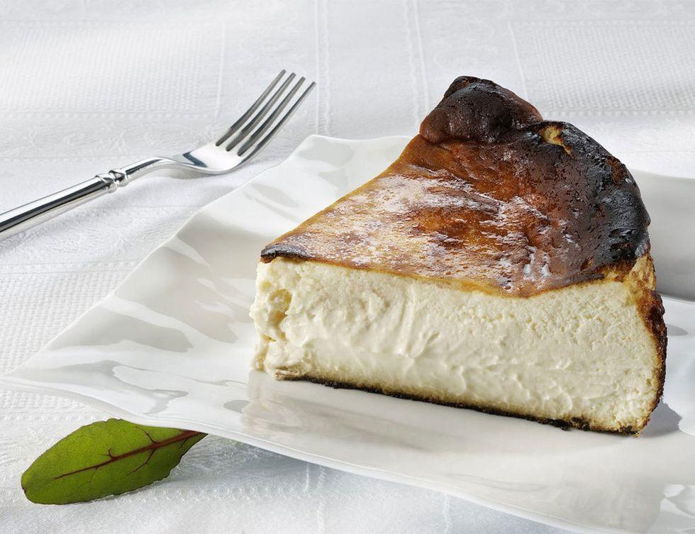Tarta de queso de La Viña, San Sebastian