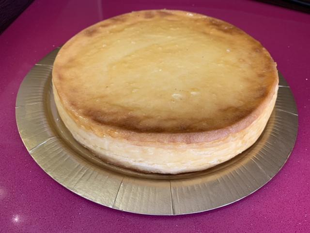 Cheesecake de Pastelería Doolze, en Alicante