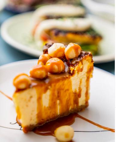 Ma Khin Cheesecake