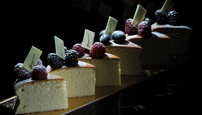 Tarta de queso de Paco Torreblanca