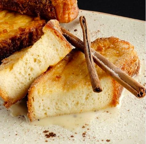 La mejor torrija de Madrid, la de Paco Pastel, en El Escorial