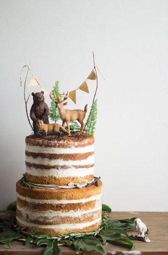 Las tartas de comunión cada vez cuentan con motivos más originales