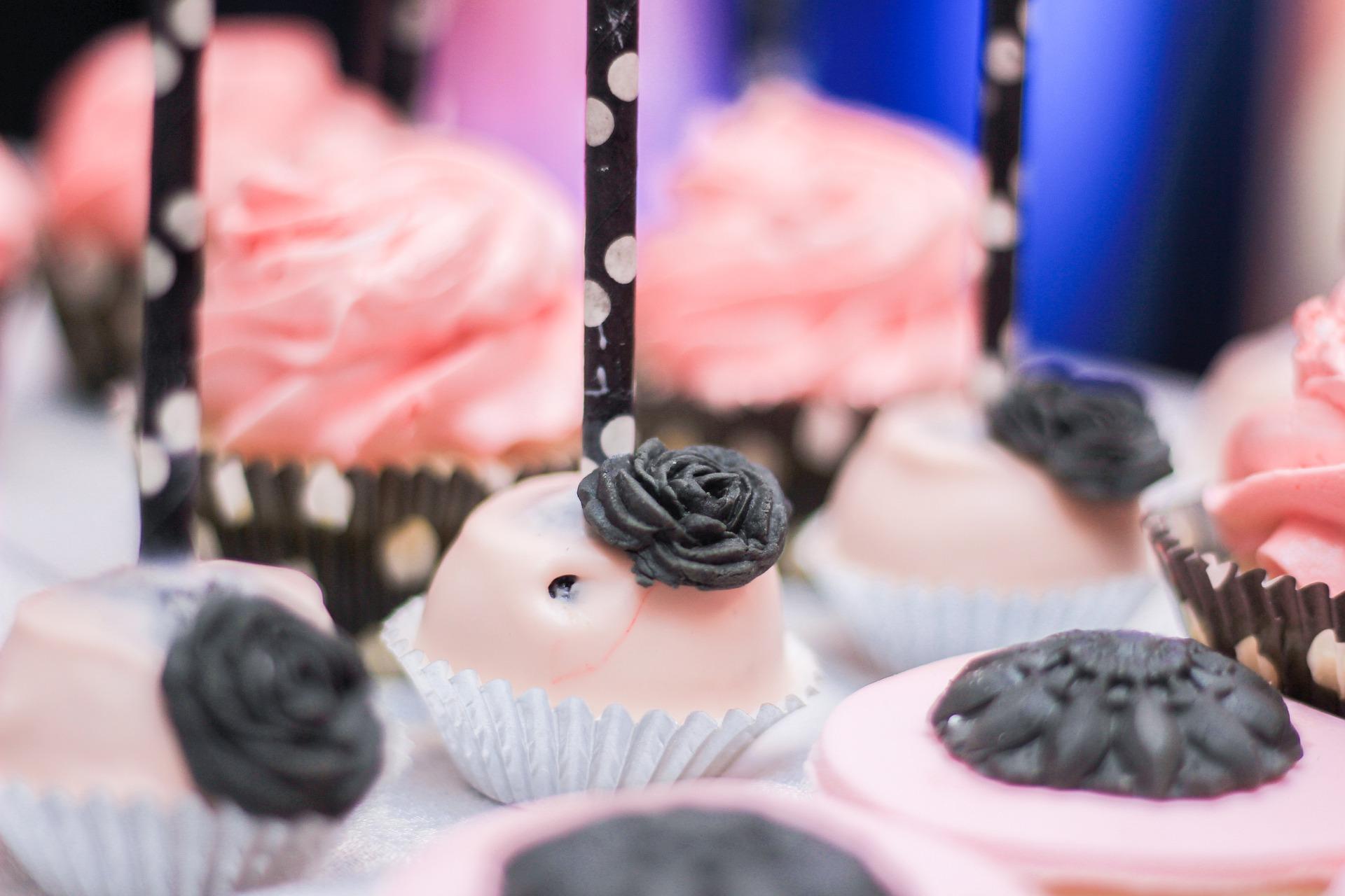 Los cake pops forman parte del universo del fondant