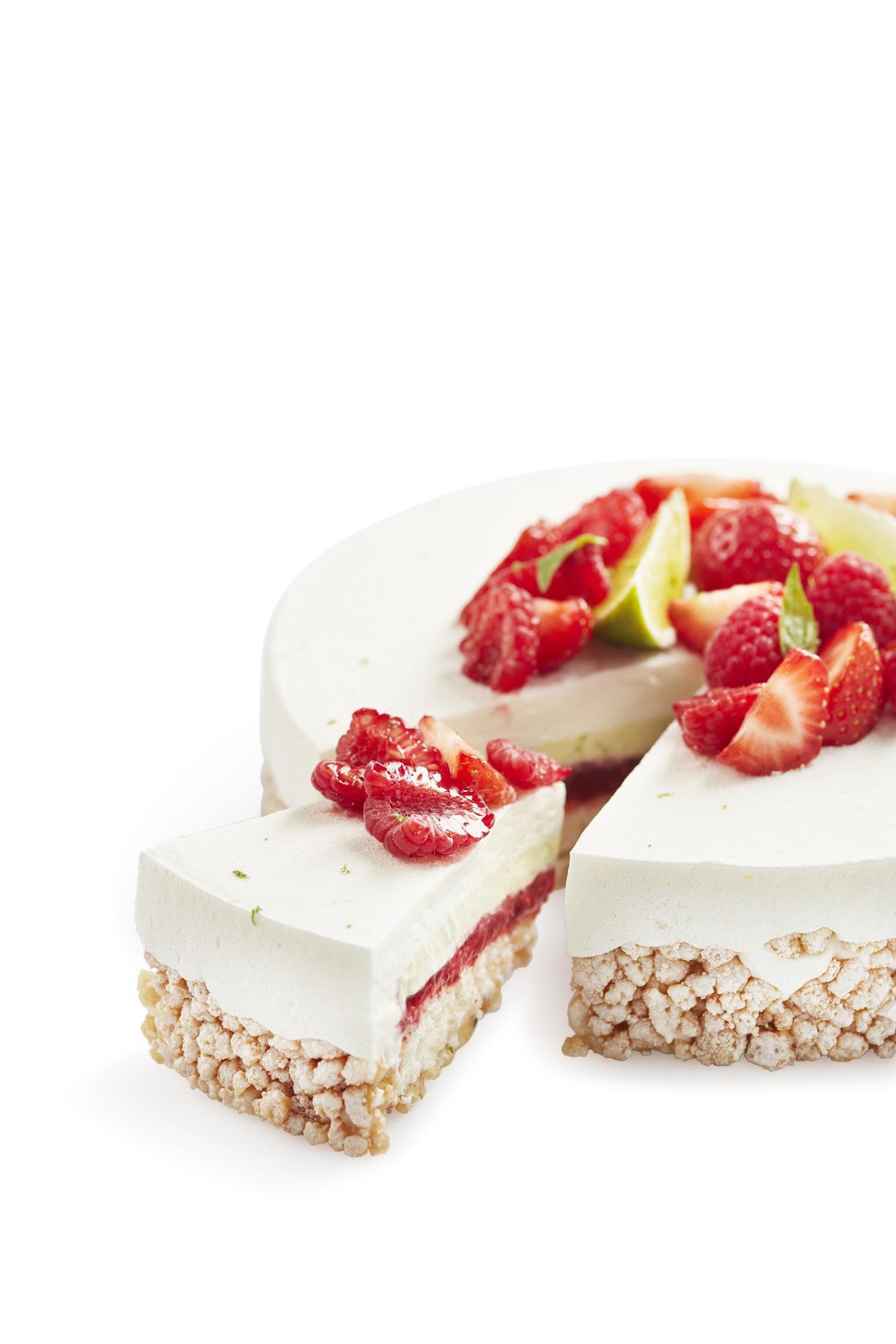 Cheesecake obra de Jordi Bordas, pastelero de Barcelona e inventor del método B Concept
