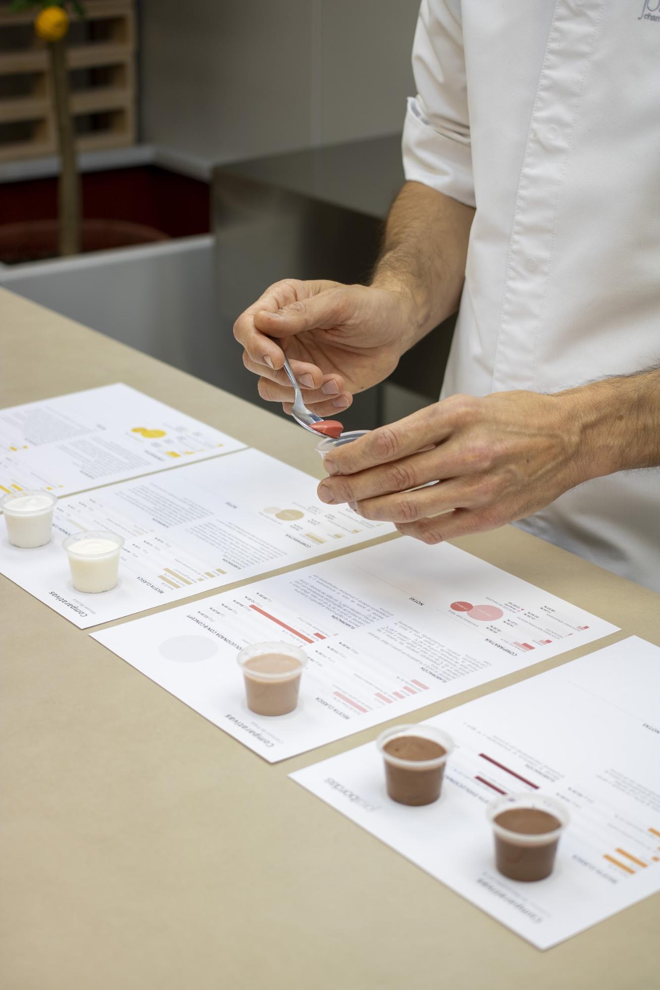 En B Concept, el objetivo es encontrar el equilibrio en cada receta